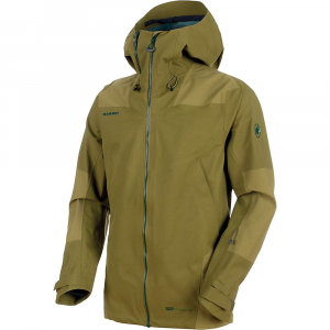 Mammut Men's Alyeska Armor HS Hooded Jacket