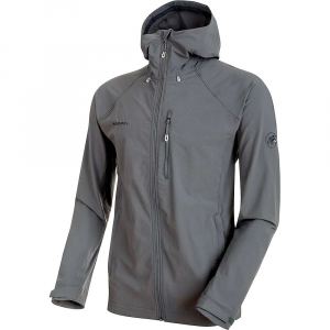 Mammut Men's Runbold Trail SO Hooded Jacket