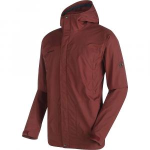 Mammut Men's Trovat Guide Soft Shell Hooded Jacket