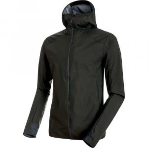 Mammut Men's Ultimate V Light SO Hooded Jacket