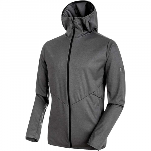 Mammut Men's Ultimate V Tour SO Hooded Jacket