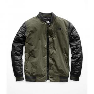 The North Face Men's Transbay Insulated Varsity Jacket