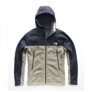 The North Face Men's GL Alpine Full Zip Hoodie - Large - Urban Navy
