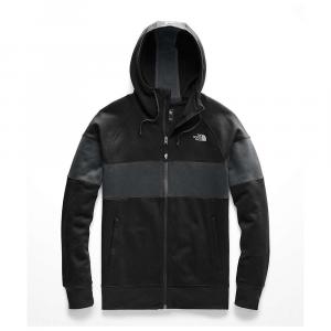The North Face Men's Train N Logo Block Jacket - Medium - TNF Black / Asphalt Grey