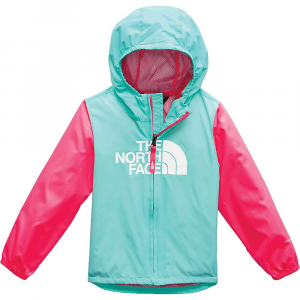 The North Face Toddlers' Flurry Wind Jacket - 2T - Mint Blue