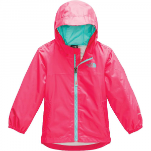 The North Face Toddlers' Zipline Rain Jacket - 2T - Atomic Pink