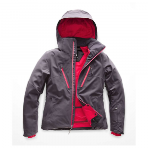 The North Face Women's Apex Flex GTX 2L Snow Jacket - Large - Periscope Grey