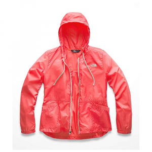 The North Face Women's Blue Rapids Full-Zip Hoodie - Large - Spiced Coral