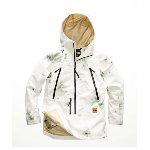 The North Face Women's Ceptor Anorak - Small - TNF White Snowcam Print