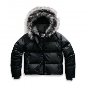 The North Face Women's Dealio Down Crop Jacket - Medium - TNF Black