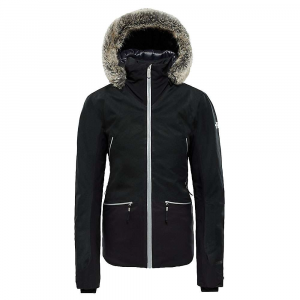 The North Face Women's Diameter Down Hybrid Jacket - Large - TNF Black Heather / TNF Black
