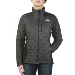 The North Face Women's Impendor ThermoBall Hybrid Jacket - Small - TNF Black / TNF Black