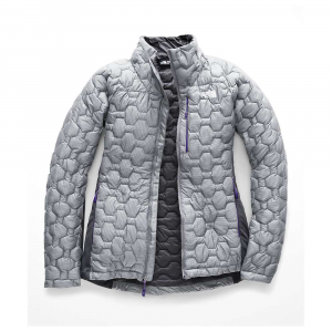 The North Face Women's Impendor ThermoBall Hybrid Jacket - XS - Mid Grey / Vanadis Grey