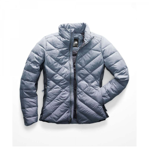 The North Face Women's Lucia Hybrid Down Jacket - Small - Grisaille Grey