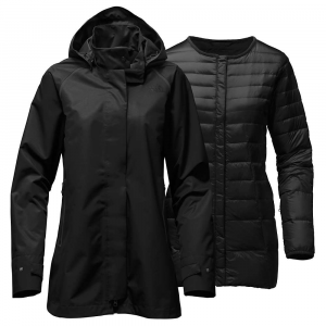 The North Face Women's Mosswood Triclimate Jacket - Medium - TNF Black