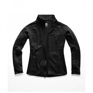 The North Face Women's Purna Full Zip Jacket - Small - TNF Black / TNF Black