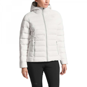 The North Face Women's Stretch Down Hoodie - Medium - TNF White