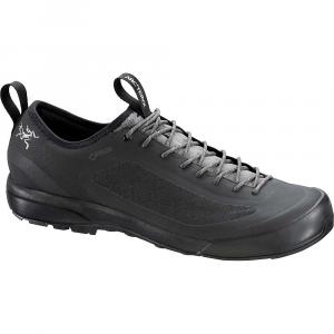 Arcteryx Men's Acrux SL GTX Approach Shoe - 11.5 US - Black / Stone