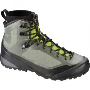 Arcteryx Men's Bora Mid GTX Hiking Boot - 11.5 US - Tundra / Reed Green
