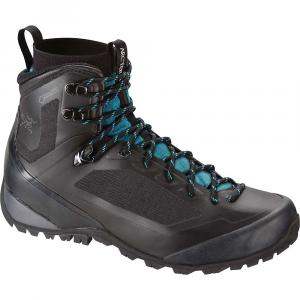 Arcteryx Women's Bora Mid GTX Hiking Boot - 8.5 US - Black / Mid Seaspray