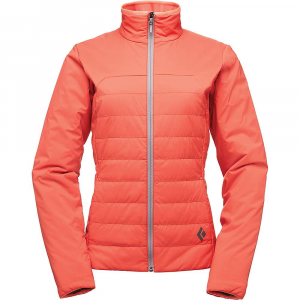 Black Diamond Women's First Light Jacket - Small - Coral