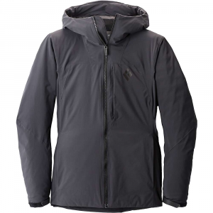 Black Diamond Women's Mission Down Parka - XL - Smoke