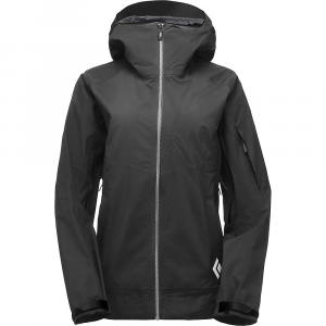 Black Diamond Women's Mission Shell Jacket - Small - Black