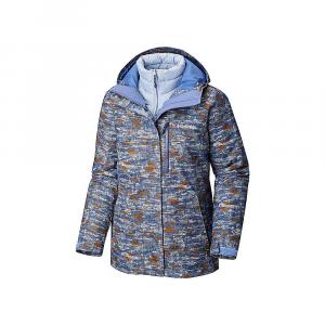 Columbia Women's Whirlibird III Interchange Jacket - XS - Faded Sky Camo Print