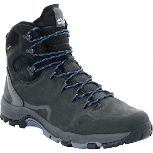 Jack Wolfskin Men's Altiplano Prime Texapore Mid Boot - 7.5 - Phantom