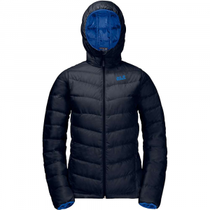 Jack Wolfskin Women's Helium Jacket - Large - Midnight Blue