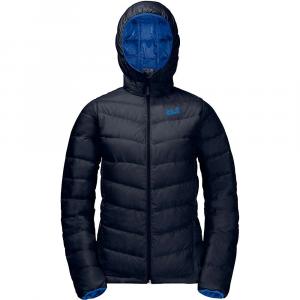Jack Wolfskin Women's Helium Jacket - Medium - Midnight Blue