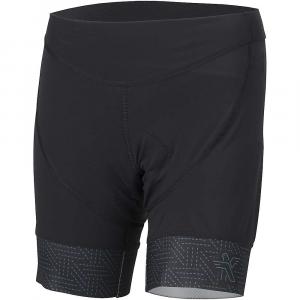 KETL Women's MTB Liner Short - Large - Black/Teal