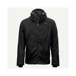 KJUS Men's Line Jacket - 46 - Black
