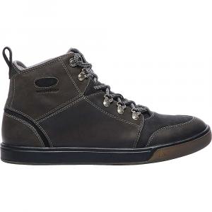 Keen Men's Winterhaven Waterpoof Boot - 11.5 - Alcatraz / Black