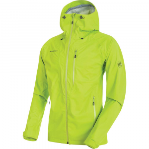 Mammut Men's Kento HS Hooded Jacket - XXL - Sprout