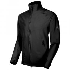 Mammut Men's Macun Softshell Jacket - XL - Black