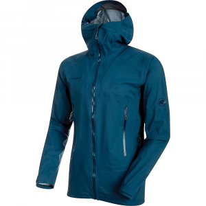 Mammut Men's Masao Light HS Hooded Jacket - XL - Jay