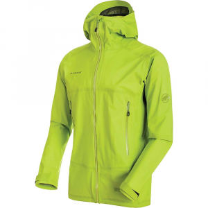 Mammut Men's Masao Light HS Hooded Jacket - XL - Sprout