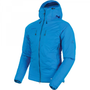 Mammut Men's Rime IN Flex Hooded Jacket - Medium - Imperial