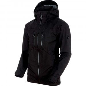 Mammut Men's Stoney HS Jacket - Small - Black