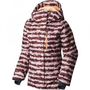 Mountain Hardwear Women's Barnsie Jacket - Small - Purple Plum