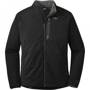 Outdoor Research Men's Ascendant Jacket - Large - Black / Pewter
