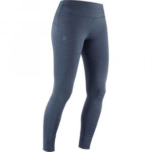 Salomon Women's Mantra Tech Legging - Large - Urban Chic / Graphite