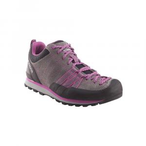 Scarpa Women's Crux Shoe - 37.5 - Mid Grey / Dahlia