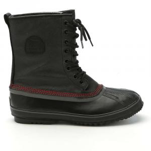 Sorel Men's 1964 Premium T CVS Boot - 8.5 - Black / Sail Red