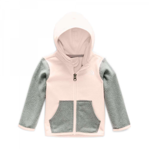 The North Face Infant Glacier Hoodie - 24M - Purdy Pink