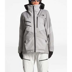 The North Face Women's Fuse Brigandine Jacket - XS - Vaporous Grey Fuse / TNF Black Fuse