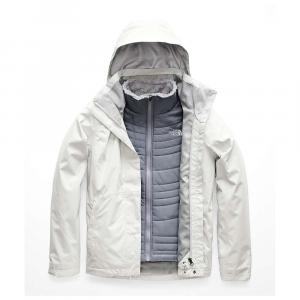 The North Face Women's Mossbud Swirl Triclimate Jacket - Medium - Tin Grey / Tin Grey
