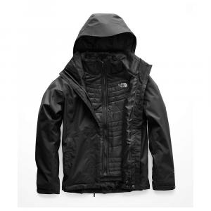 The North Face Women's Mossbud Swirl Triclimate Jacket - XS - TNF Black / TNF Black