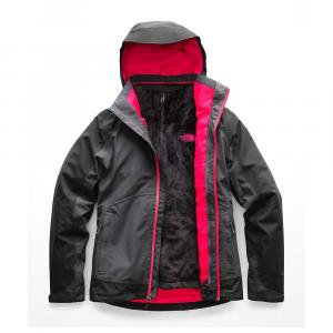 The North Face Women's Osito Triclimate Jacket - Medium - Vanadis Grey / Asphalt Grey